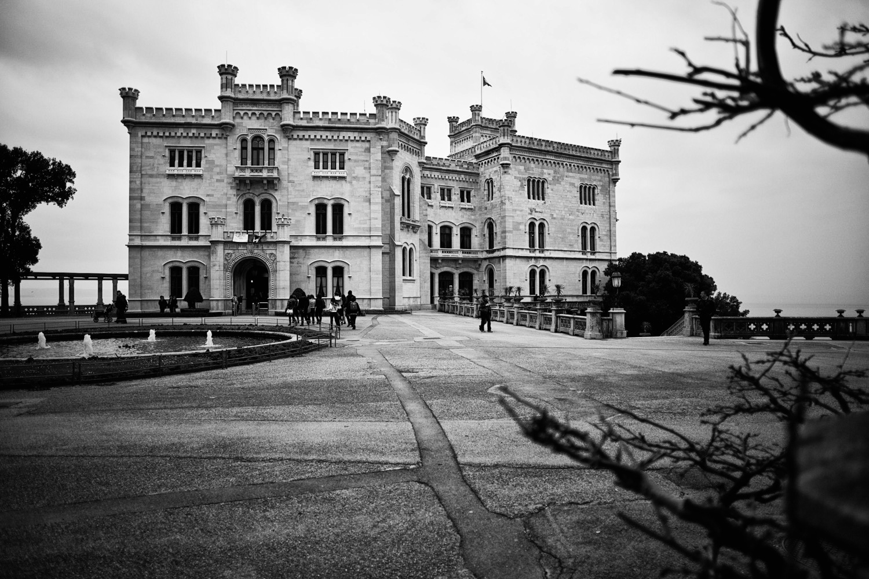 Castello di Miramare, Triest