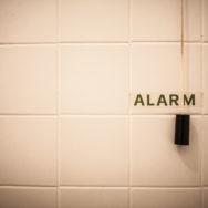 Alarm in Triest - oder: irgendwas ist immer